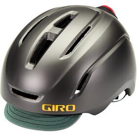 Giro Caden Led Helmet matte warm black